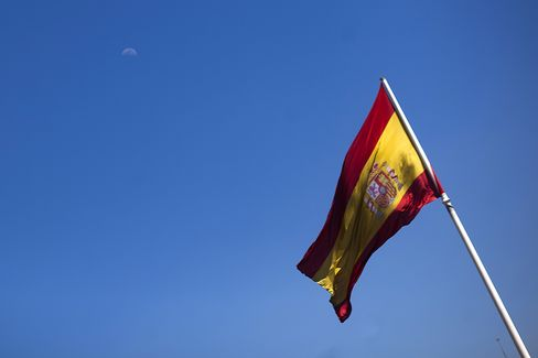 Spanish Bonds Drop Third Day as Demand Falls at Five-Year Sale