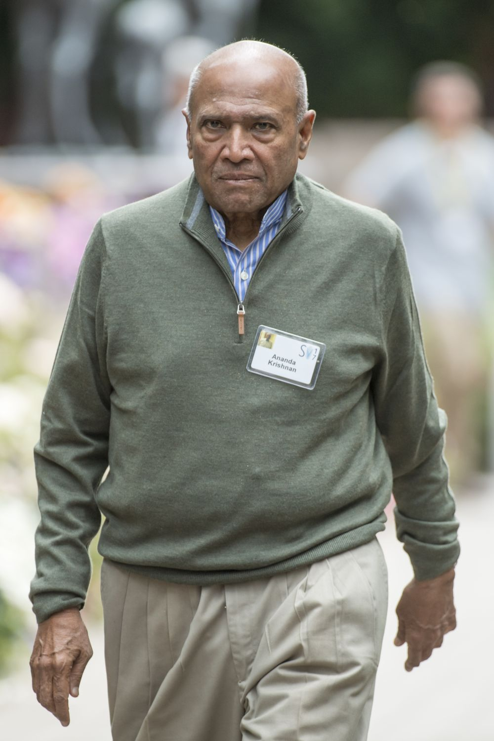 Astro Soars as Billionaire Krishnan Is Said to Consider