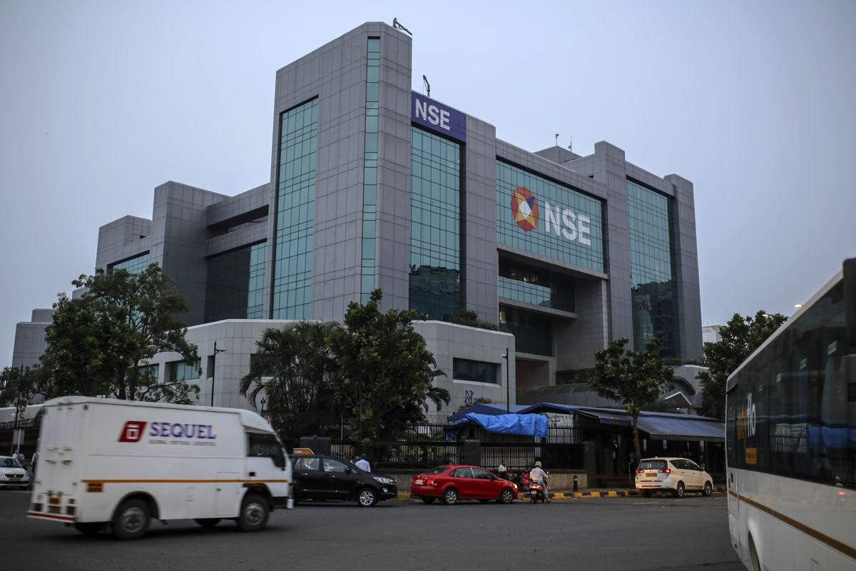 bloomberg.com - Nupur Acharya - Two Telecom Lines Fail to Protect World's Top Derivative Bourse