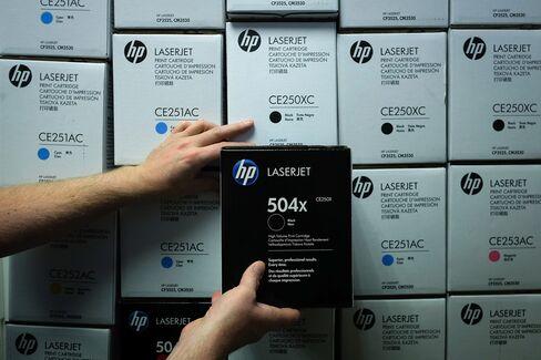 Hewlett-Packard to Split Into Two