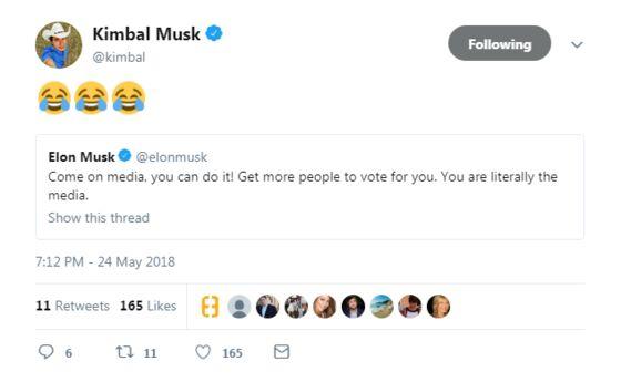 Tesla's Board Sounds the Retweet