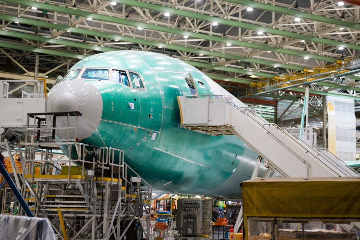 Boeing Sees Chinese Airlines Buying 8,700 New Aircraft by 2040
