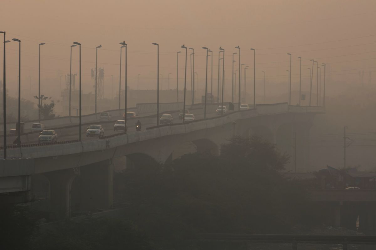 Fighting Air Pollution in India Could Increase Greenhouse Gases