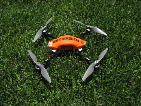 Sempra's San Diego Gas & Electric Drone