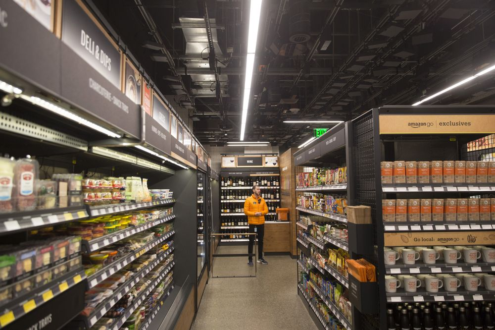 Competition To Amazongo Is Coming From An Unlikely Source Bloomberg