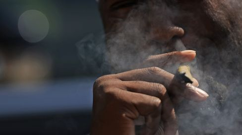 Smoking Marijuana in Denver