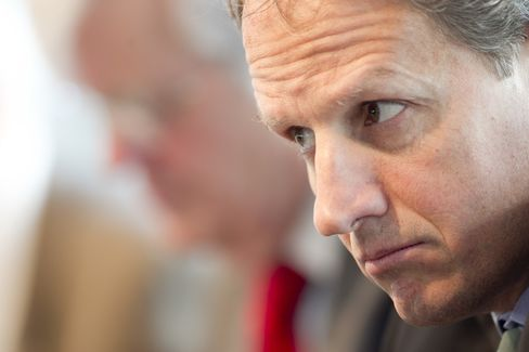 Geithner Warns on Debt Limit