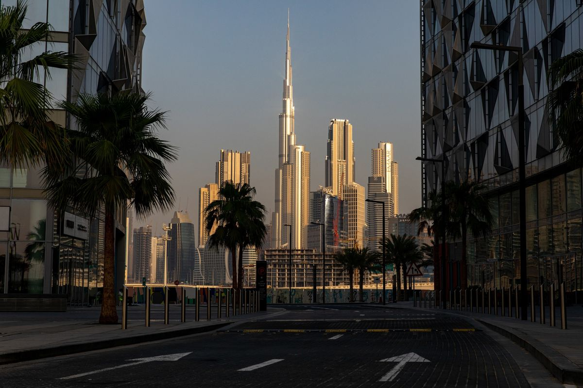 bloomberg.com - Yousef Gamal El-Din - Dubai Tourism Chief Expects 'Aggressive' Bounce Back This Year