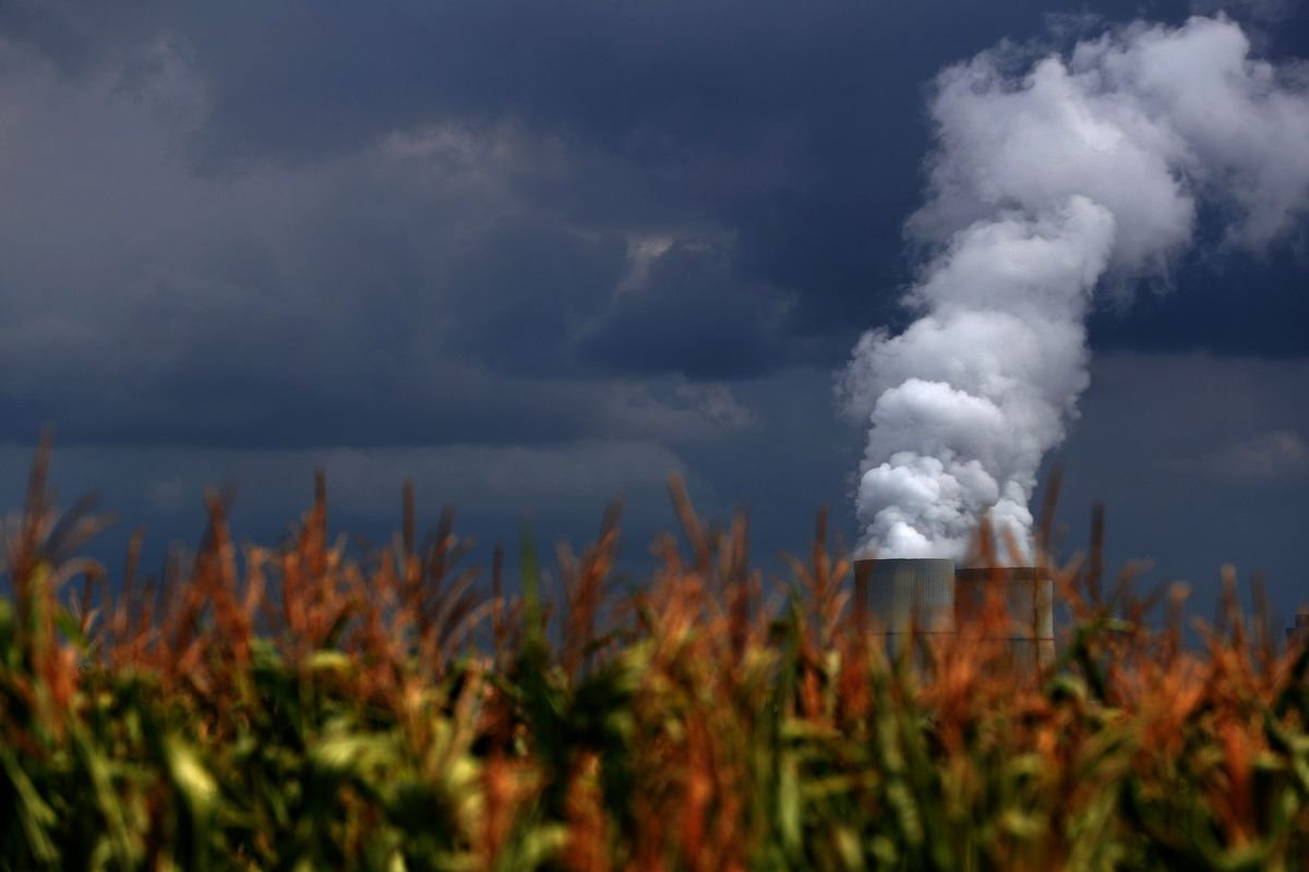 Germany Inc. Waits on Merkel's CO2 Plan: Here's What's at Stake