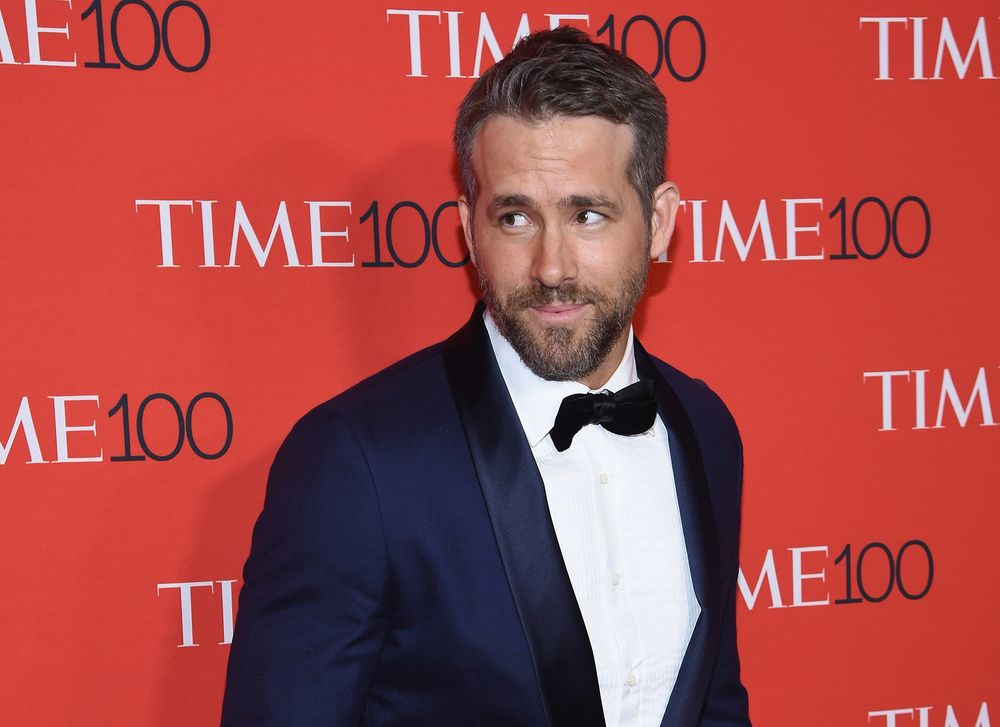 Actor Ryan Reynolds Invests in Gin After Clooney's Big Tequila Payoff 1000x-1