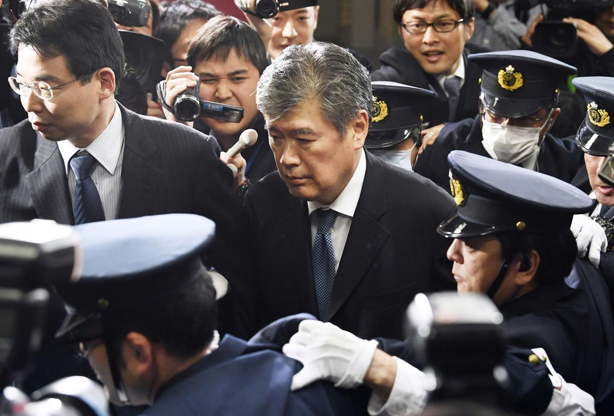 Sexual-Harassment Scandal Reaches High Into Japanese