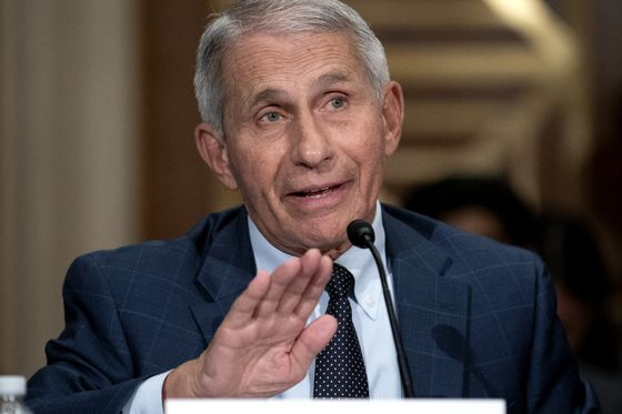 Fauci Says More Data Likely to Support Broader U.S. Booster Plan