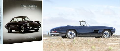 Pictured: The 1963 Mercedes-Benz SL Roadster.