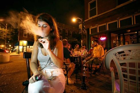 America's Hookah-Smoking Teens Are Wealthy and White