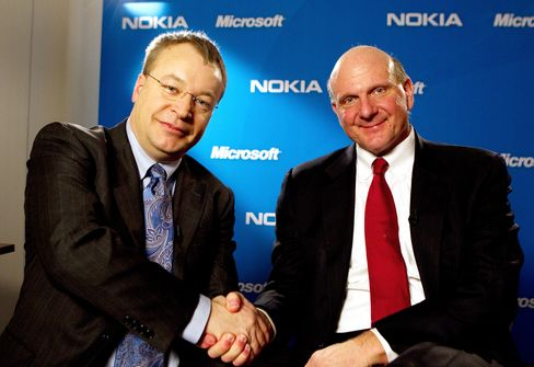 Nokia Joins Forces With Microsoft To Challenge Apple, Google