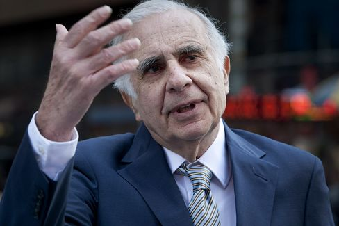 Icahn Enterprises chairman Carl Icahn