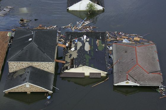 Ida Is Hitting With Stronger Winds, But Katrina Was Bigger Storm