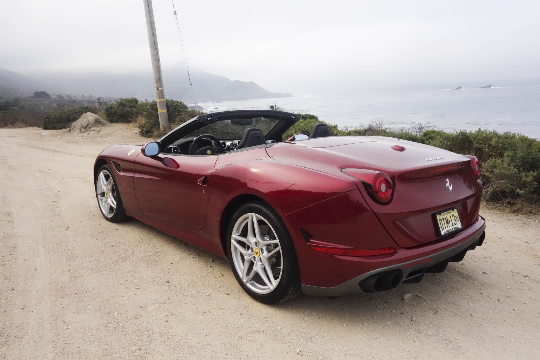 The Practical Supercar: Ferrari California T