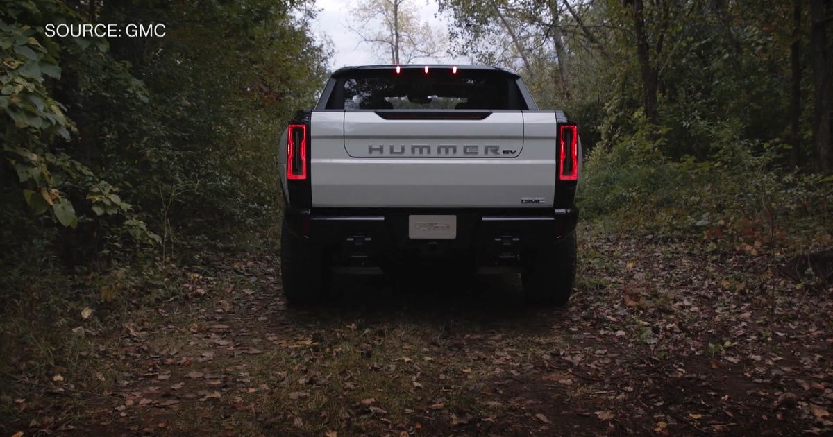 This Is the ,000 Electric Hummer From GM