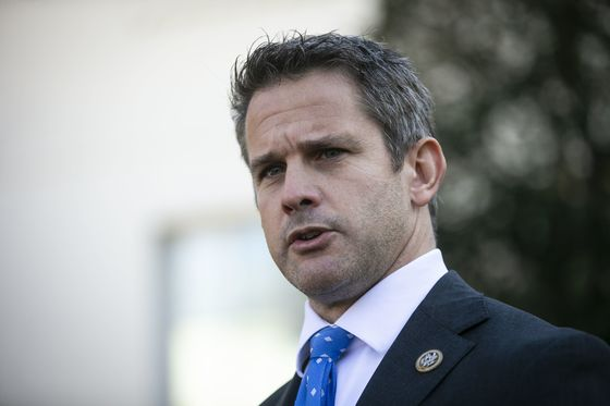 Trump Critic Kinzinger Starts PAC to 'Renew' Republican Party
