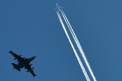 Two Ukrainian Jets Shot Down, Three Dangerous Explanations