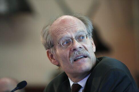 Sweden's Central Bank Governor Stefan Ingves