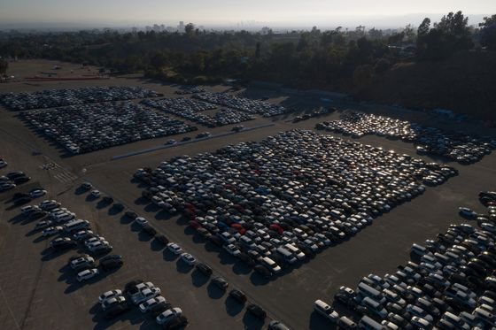 Rental Companies Buy Up Used Cars as Chip Crisis Get Worse