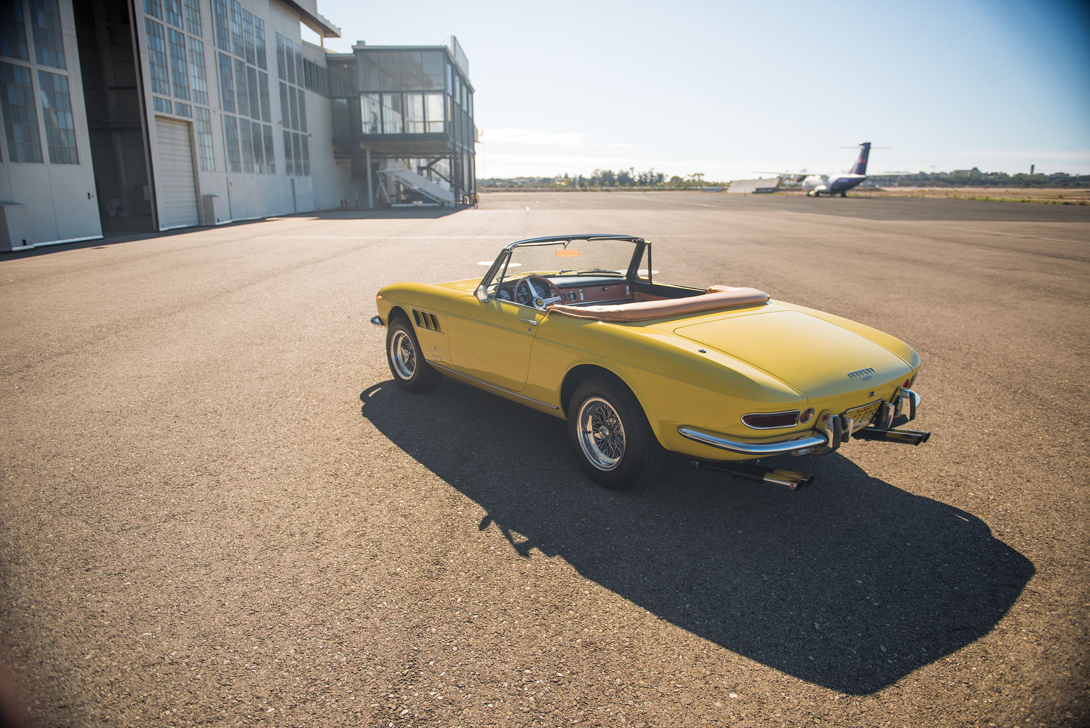 Surprise Underseller — 1968 Ferrari 330 GTS