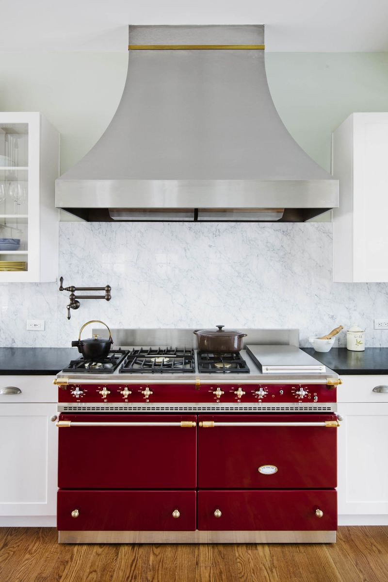 Lacanche Stoves Are the Best Stoves on Earth - Bloomberg
