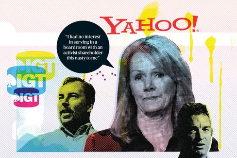 Patti Hart on Stepping Down From Yahoo's Board