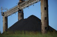 A Coal Mine As Trades At Sky-High Levels Amid Crunch Brings Dirty Fuel Back