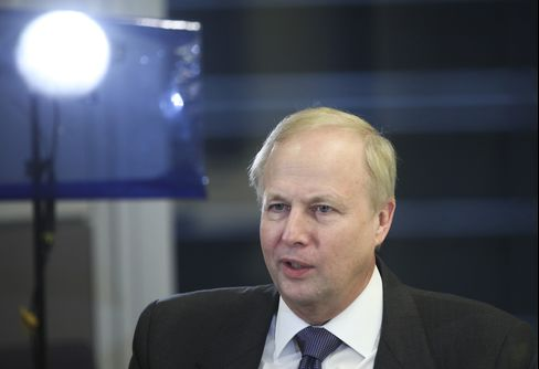 BP Chief Executive Officer Bob Dudley
