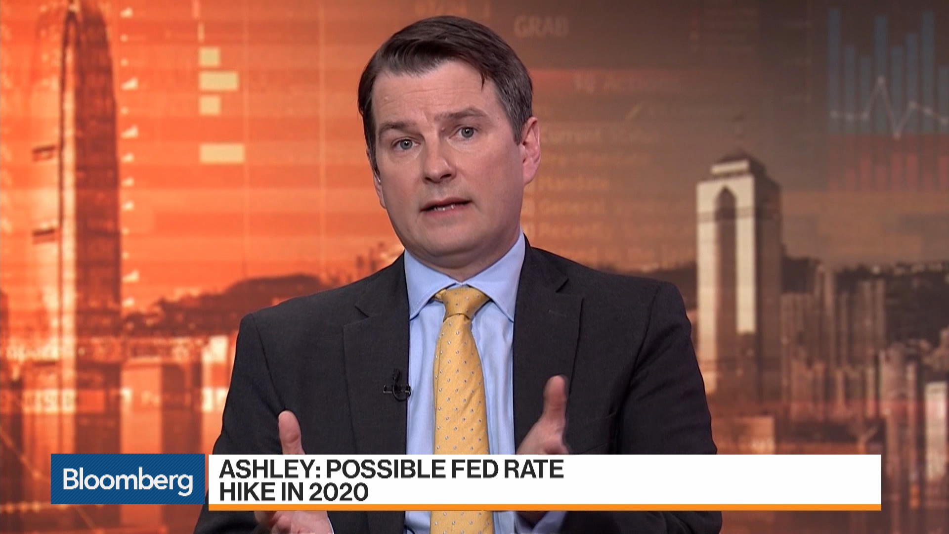 Expect More Volatile Markets Between Now and G-20, Says Goldman Sachs's Ashley