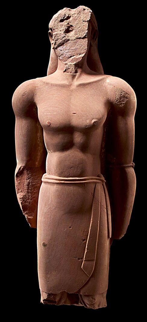 Lihyanite Statue