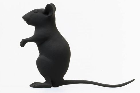 Katharina Fritsch:Maus (Mouse), 1998.
