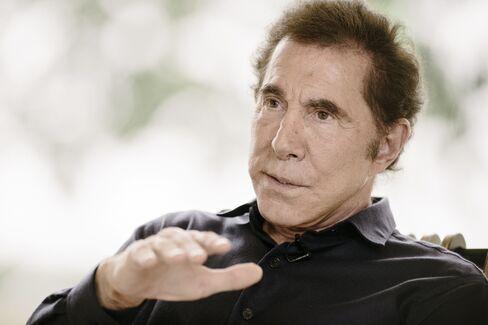 Wynn Resorts Chairman and Billionaire Steve Wynn Interview