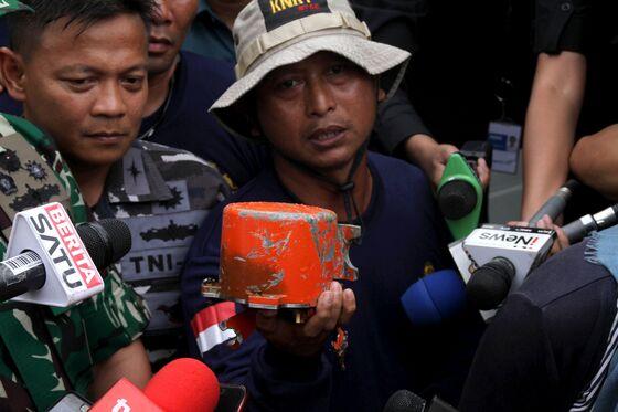 Crashed Lion Air Jet'sRecorder Has Two Hours of Cockpit Voices