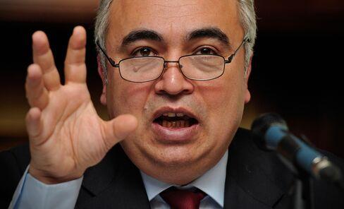 IEA Chief Economist Fatih Birol