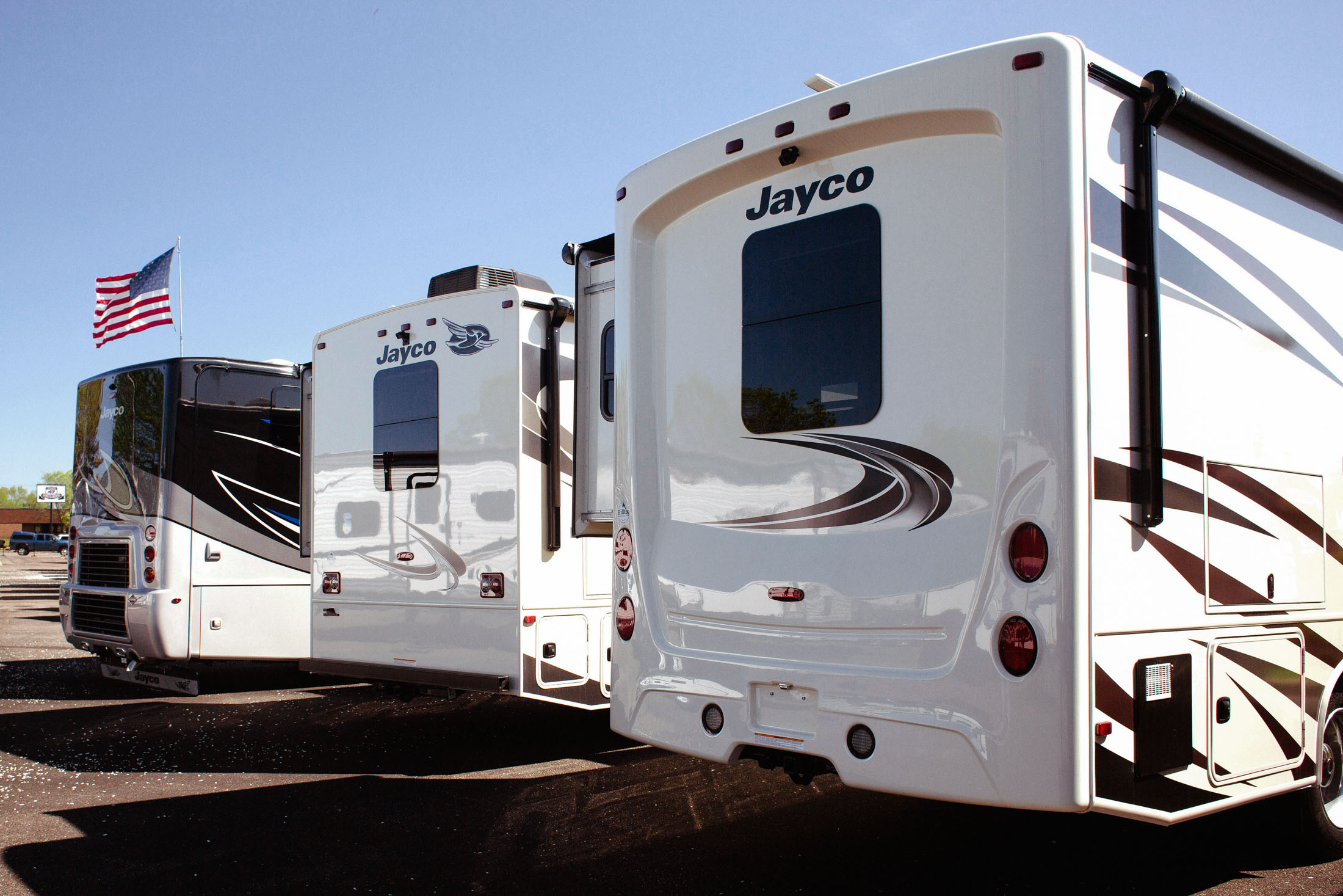 relates to Scared Americans Desperate to Travel Are Buying Up 'Covid Campers'