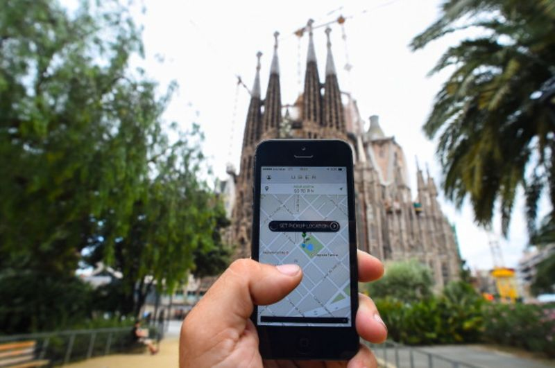 """Η Ευρώπη καταρρίπτει τον μύθο της """"πλατφόρμας"""" της Uber"""