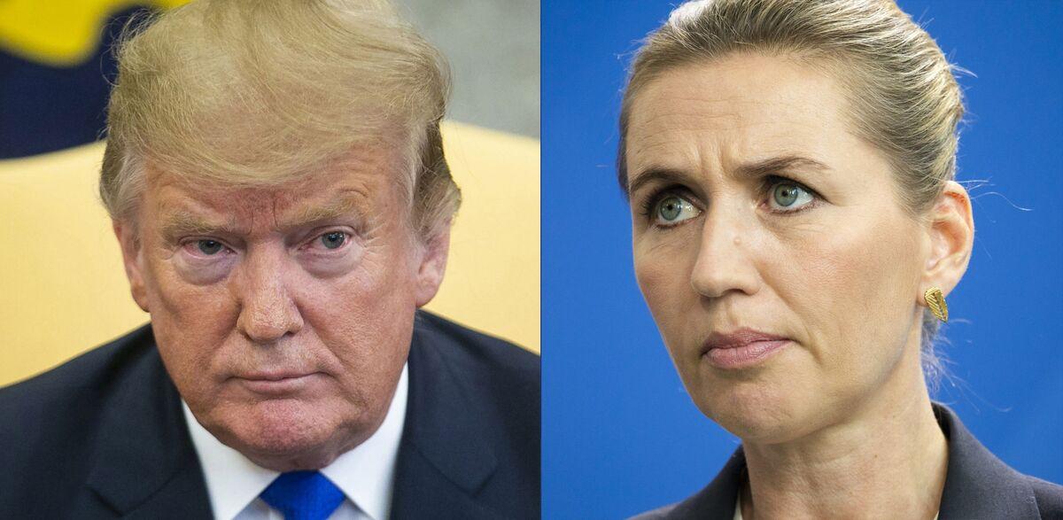 Trump Cites 'Nasty' Remark by Danish Leader After Canceling Trip