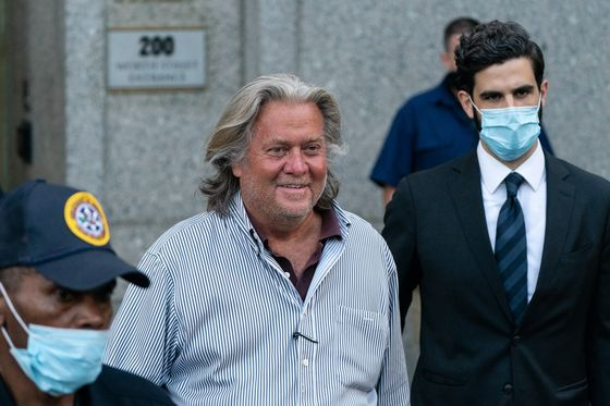 Bannon's Fate May Be Tied to Pal Who Taped Accused Mobster