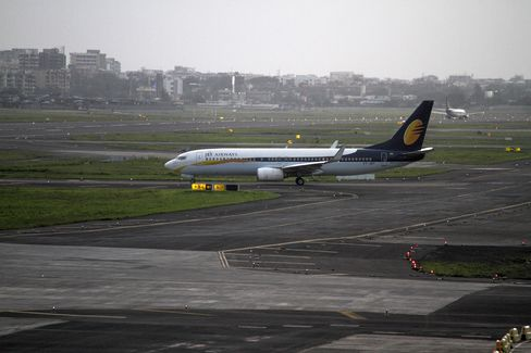 Jet Seen Beating Kingfisher for Etihad Funds
