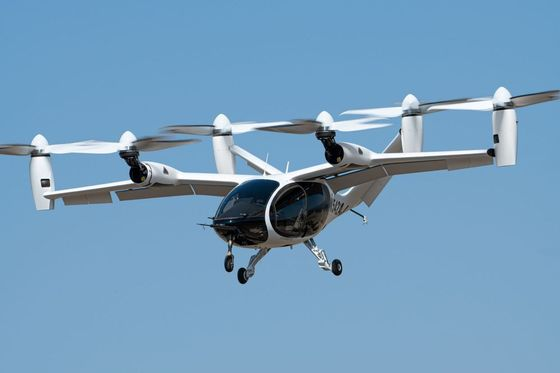Air-Taxi Maker Joby Adds LinkedIn Founder, Google Vets to Board