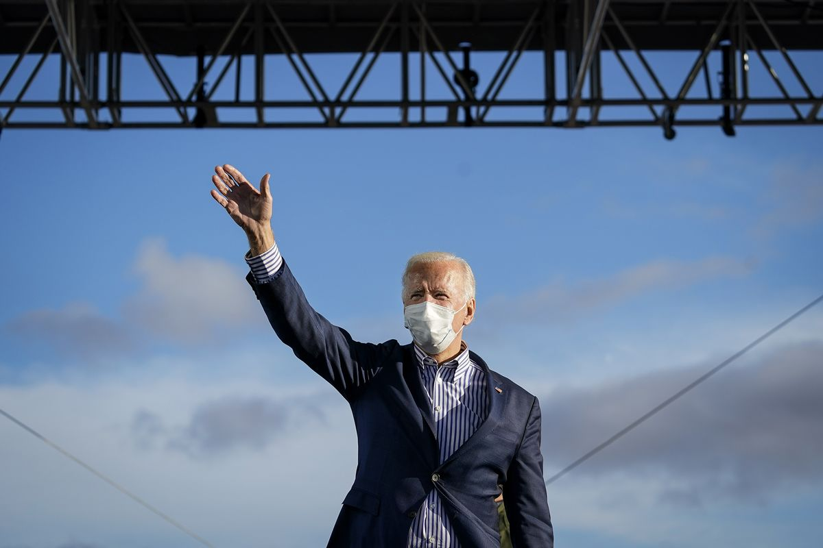 Biden Plans First Campaign Trip to Georgia as Polls Tighten