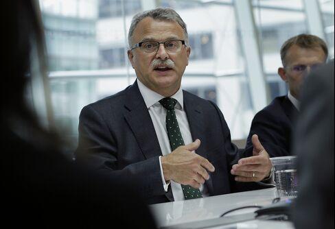 Old Mutual CEO Julian Roberts