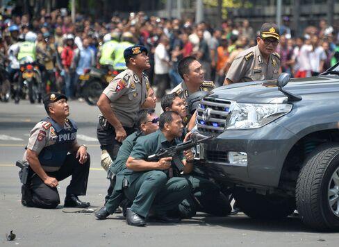 INDONESIA-UNREST