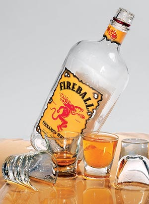 Fireball Whisky: Selling a Brand, Shot by Shot
