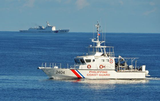 U.S. Denounces China's Claims to South China Sea as Unlawful