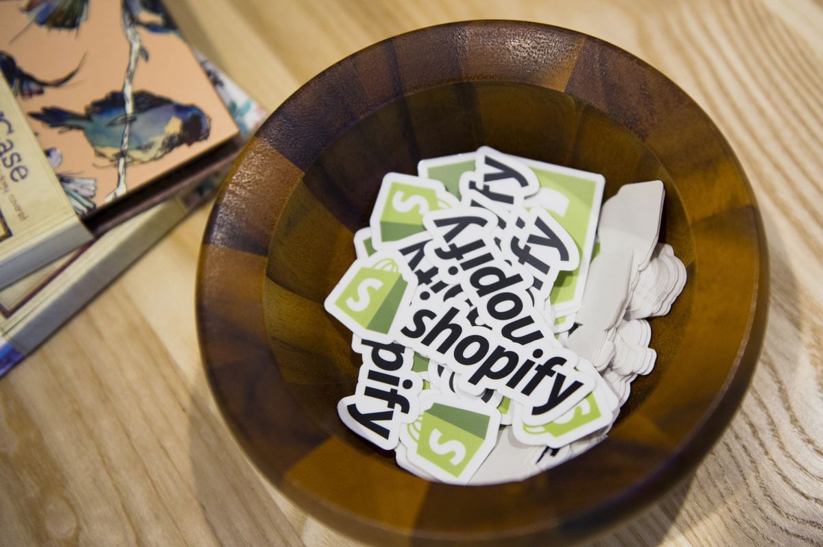 Concerns About Shopify's Competition 'Over-Hyped,' KeyBanc Says